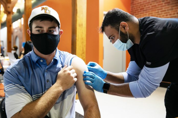 Mercer researcher addresses 5 common concerns about COVID-19 vaccine safety